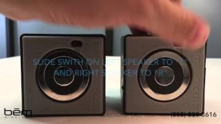 Connecting: Speaker Mojo II Video 3