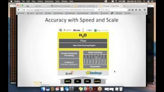 Applying Machine Learning Using H2O