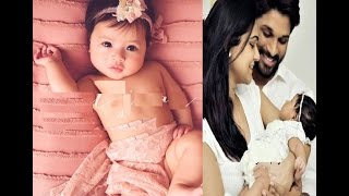 Video Allu Arjun Daughter ARHA | Allu Arjun Sneha Reddy Daughter ARHA Very Cute Latest Video download MP3, 3GP, MP4, WEBM, AVI, FLV Juni 2018