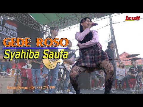 Syahiba Saufa - GEDE ROSO ~ kendang cilik        Izull Music