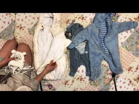 Одежда для новорождённого ВЕСНОЙ