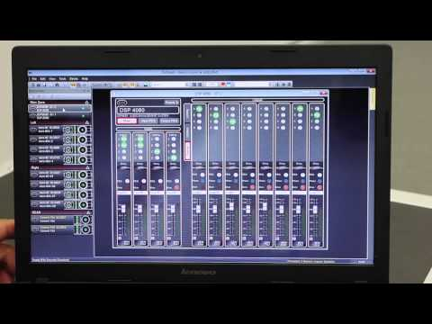 DASNet COntrol Software