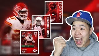 Madden Mobile 18 TOTY is Here - Insane Double TOTY Elites Pulls