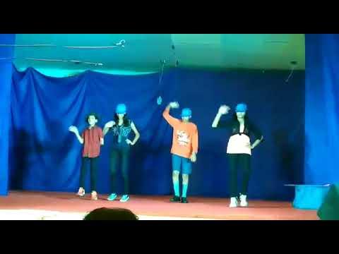 Kids Dance Academy part-3 (Brazil la la la)