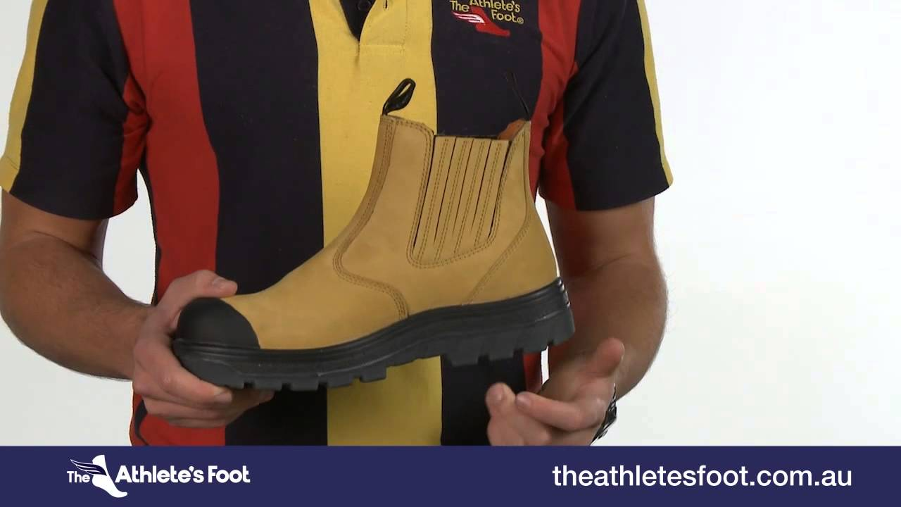 Ascent Sigma Work Boot Review - The