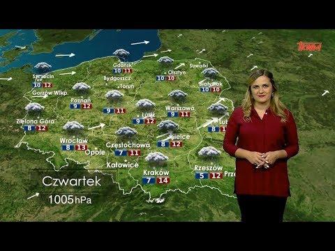Prognoza pogody 01.11.2017