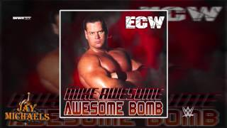 ECW: Awesome Bomb (Mike Awesome) By Reckless Fortune + Custom Cover And DL