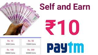 Best self earning app Tamil self earning paytm cash Instant Payment earn money app Tamil