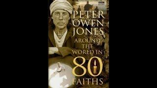 Peter Owen Jones - Around the World in 80 Faiths talk (India)