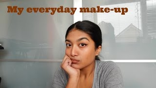 My Everyday Make-up Look!
