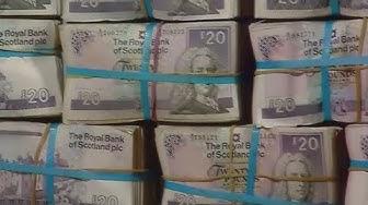 BREXIT-WÄHRUNG: Britisches Pfund erstmals seit 2017 unter 1,20 US-Dollar