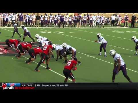 Trevone Boykin vs Texas Tech (2015)