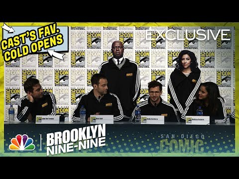 Brooklyn Nine-Nine Panel Highlight: Cast's Favorite Cold Opens - Comic-Con 2019 (Digital Exclusive)