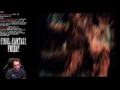 Lobos Plays Final Fantasy VII (Pt. 21)