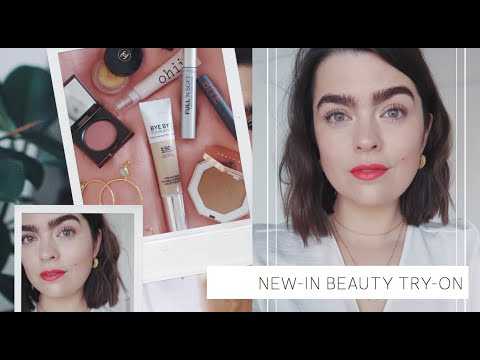 ed504be955e New Makeup Try-On & Full-Coverage Base Tips | AD | The Anna Edit ...