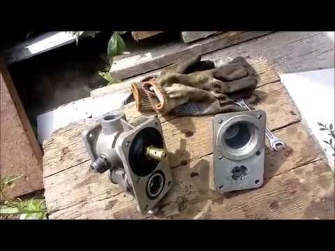 LW300F не накачивает воздух в тормозную систему