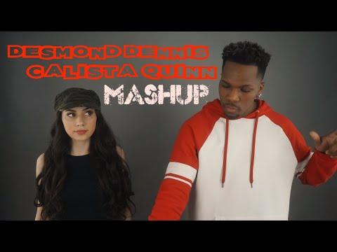 Dua Lipa - IDGAF  | R&B X Pop Medley (Desmond Dennis & Calista Quinn)
