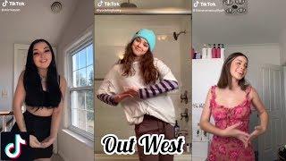 Out West - Jack Boy & Travis Scott TikToK Dance Compilation