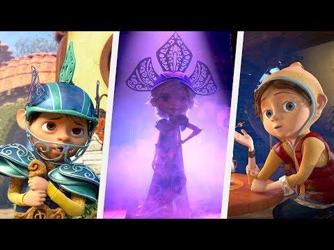 Сборник мультфильмов | Джинглики 1 сезон Все серии подряд (1-12 серии)