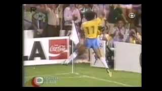 Brazil 1982 - All Goals, with plays and replays