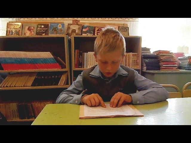 Изображение предпросмотра прочтения – АндрейНикишов читает произведение «Стихотворения в прозе. Воробей.» И.С.Тургенева
