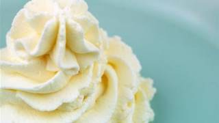 How To Create Whipped Cream Icing