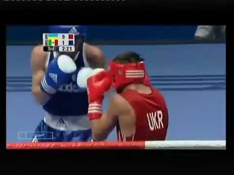 Vasyl Lomachenko vs. Oscar Valdez amateur