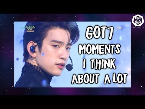 Got7 moments I think about a lot #3
