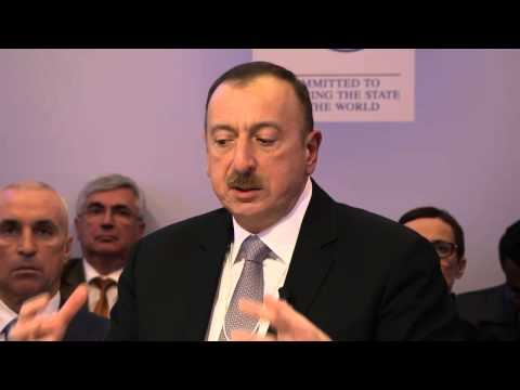 Davos 2015 - Regions in Transformation: Eurasia