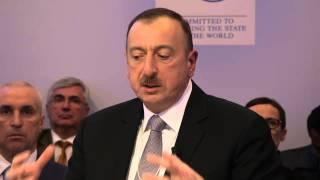 Davos 2015 - Regions in Transformation: Eurasia