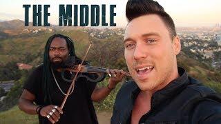 The Middle - Zedd & Maren Morris | RUNAGROUND & DSharp Cover