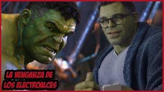 Final Eliminado de Hulk en Infinity War Finalmente Revelado – Avengers Endgame -