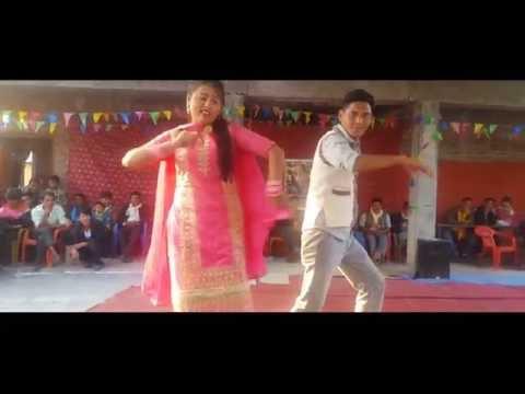 Tamang film mlang puhar song dance by sunita lungba