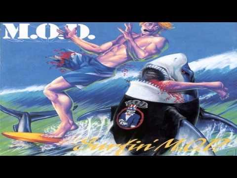 M.O.D - Surfin' M.O.D [Full EP] 1988