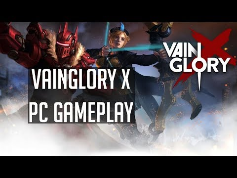 PC Gameplay Ranked With Spaghetti And Chingy [Vainglory X