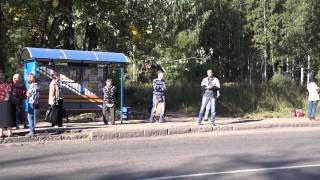В Ярославле появился новый автобусный маршрут(, 2013-08-28T12:36:32.000Z)