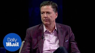 Comey says 'make the lies stop' by voting against Donald Trump in 2020