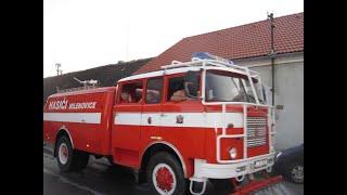Liaz RTHP-Renovace hasičského speciálu/Skoda Liaz RTHP renovation