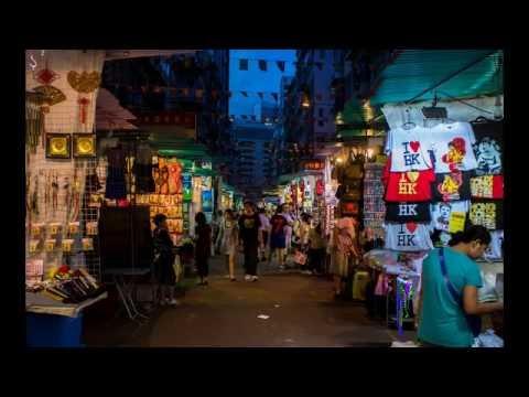 Temple Street Night Market - hong kong - China travel