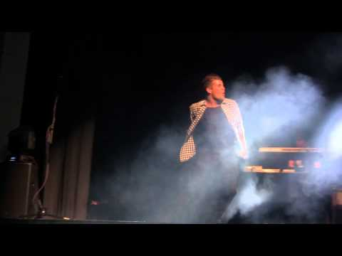 Joe McElderry - WIde Awake - Lyric Theatre - Carmarthen - 20/06.2014