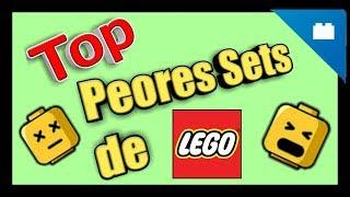 TOP 5: Los Peores Sets de Lego.