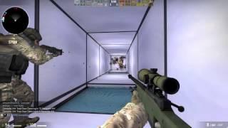 Counter strike : Global offensive Zombie escape : Timesplitters (KILLING THE BOSS !!)