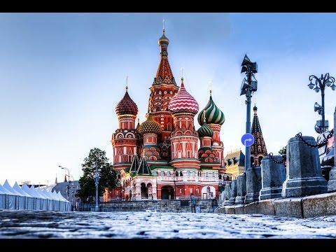 voyage à Moscou video 2015 GOPRO camera