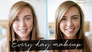 One of Hannah Maggs's most viewed videos: My every day makeup routine