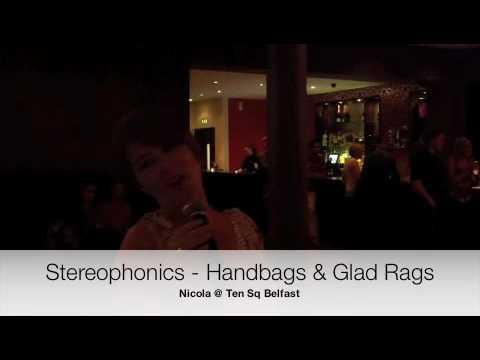 Nicola Sings Stereophonics - Handbags & Glad Rags