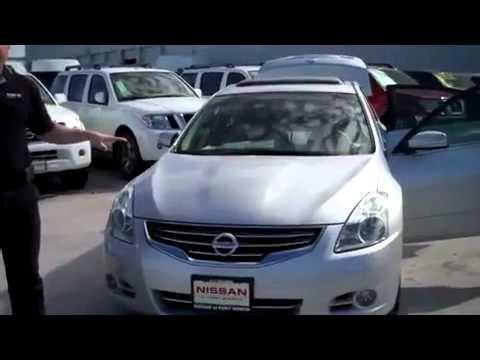Nissan Dealer Fort Worth, Texas