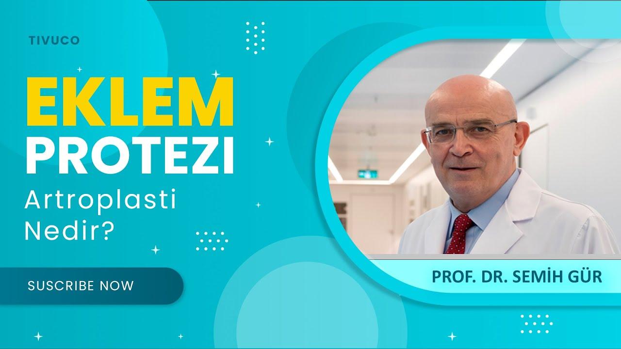 Eklem Protezi (Artroplasti) Nedir?