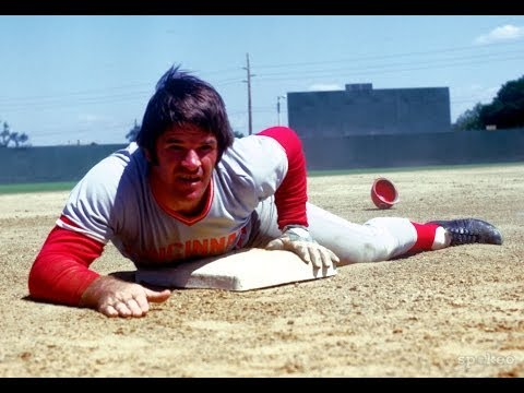 Pete Rose - 1985 Countdown To History