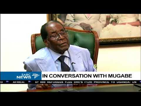Mugabe says he was dismissed from Zanu-PF