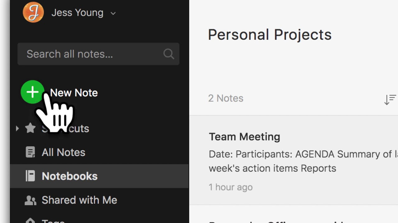 how to create your own templates in evernote youtube